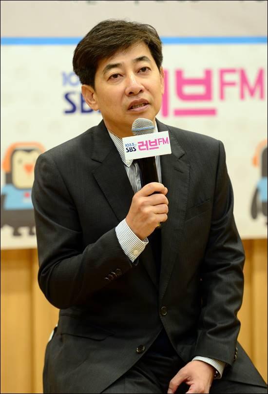 김성준 전 SBS 앵커가 몰카 혐의로 퇴출됐다. ⓒ SBS