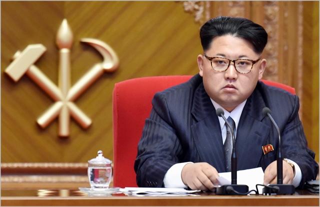 김정은 북한 국무위원장.ⓒ조선중앙통신