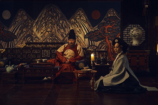 배우 송강호 박해일 주연의