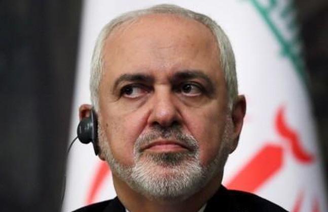 모하마드 자바드 자리프 이란 외무장관.ⓒ연합뉴스