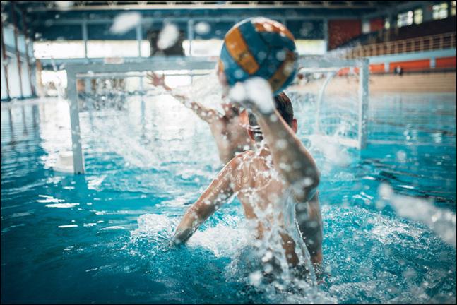 수구는 종목 특성상 생중계 되는 일이 극히 드물다. ⓒ 게티이미지뱅크