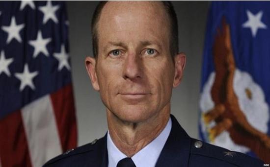 데이비드 스틸웰 미국 국무부 동아시아태평양 차관보가 17일 청와대와 외교부를 찾는다. ⓒ미 공군