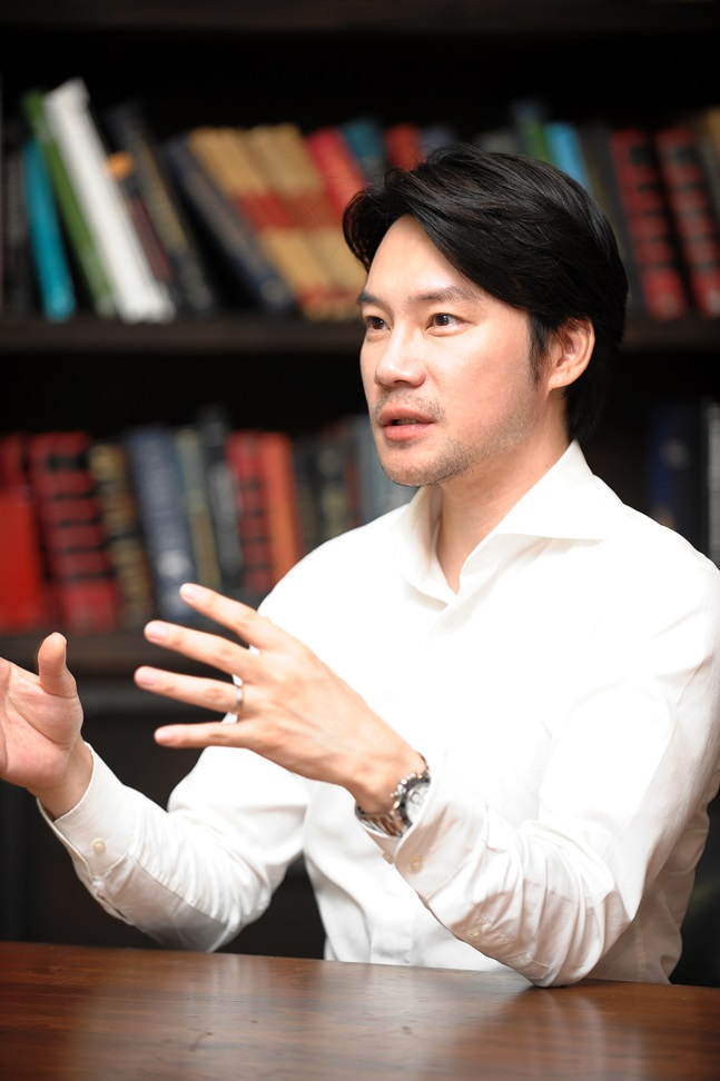 김한석 위라이크 대표는 인플루언서와 광고주를 직접 연결해주는 새로운 매칭 시스템인