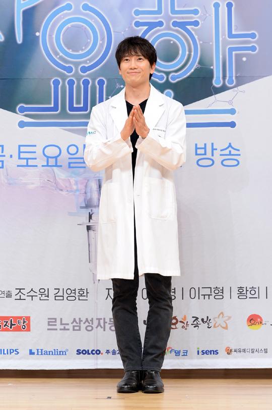 배우 지성이 SBS 새 금토드라마
