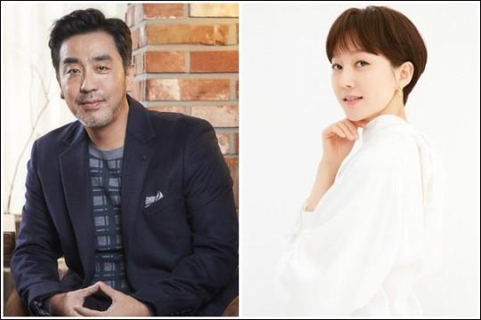 배우 류승룡과 염정아가 뮤지컬 영화로 뭉친다.ⓒ각 소속사