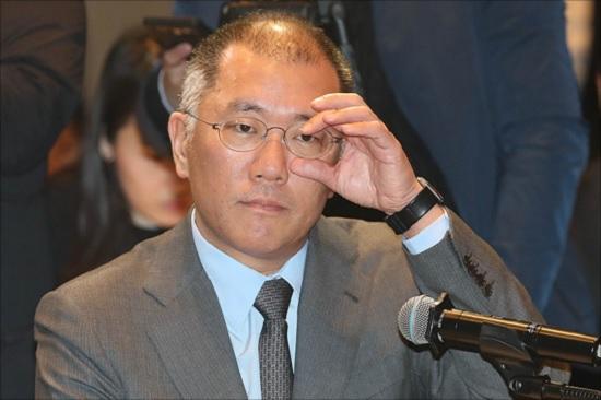 정의선 현대자동차그룹 수석부회장.ⓒ데일리안 홍금표 기자