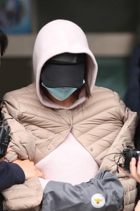 마약 투약 등의 혐의를 받고 있는 황하나가 집행유예를 선고받은 가운데 그 이유에 대해 관심이 쏠리고 있다. ⓒ 연합뉴스