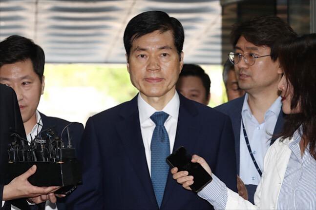 분식회계를 주도한 혐의를 받는 김태한(62) 삼성바이오로직스 대표이사의 구속 여부가 19일 결정된다. ⓒ데일리안