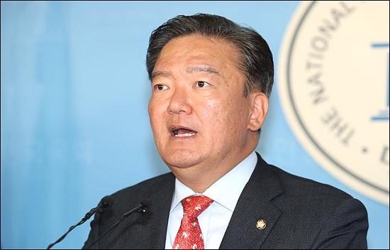 민경욱 자유한국당 대변인. ⓒ데일리안 박항구 기자
