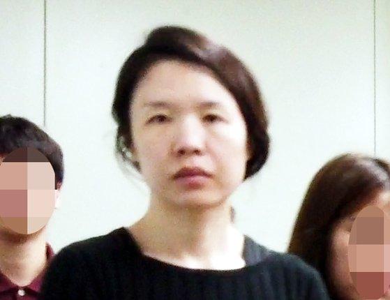전 남편을 살해한 혐의로 구속된 고유정. ⓒ연합뉴스