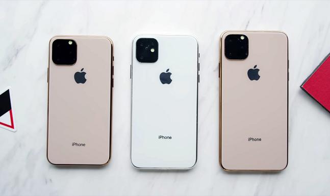 애플 '아이폰11' 렌더링 이미지.ⓒBGR