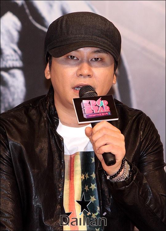 YG 측이 양현석 전 대표의 원정도박 의혹에 대해 말을 아꼈다. ⓒ 데일리안