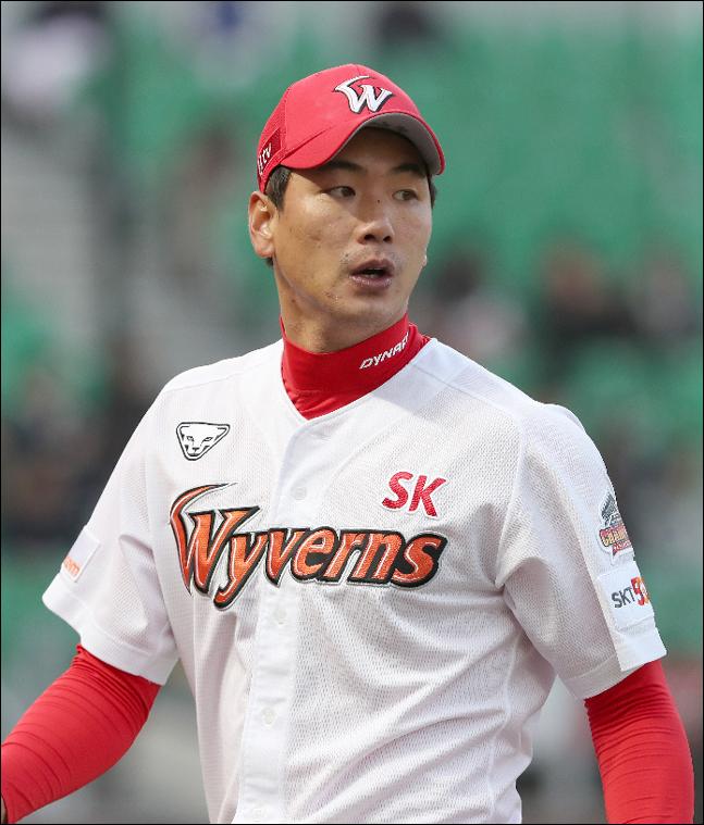 커리어 하이 시즌을 만들어 가고 있는 김광현. ⓒ SK 와이번스