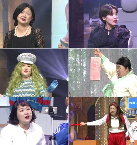 tvN '코미디빅리그(이하 '코빅')'에서 여성 코미디언들의 활약이 눈길을 끈다.ⓒ CJENM