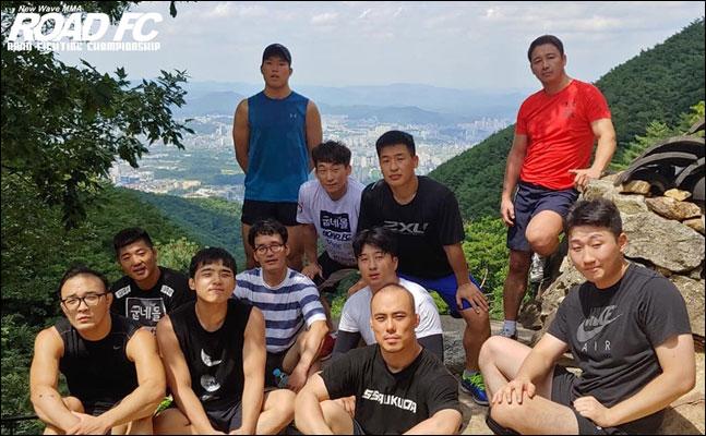 권아솔(33, 팀 코리아MMA)이 복귀를 위해 훈련을 시작했다. ⓒ 로드FC