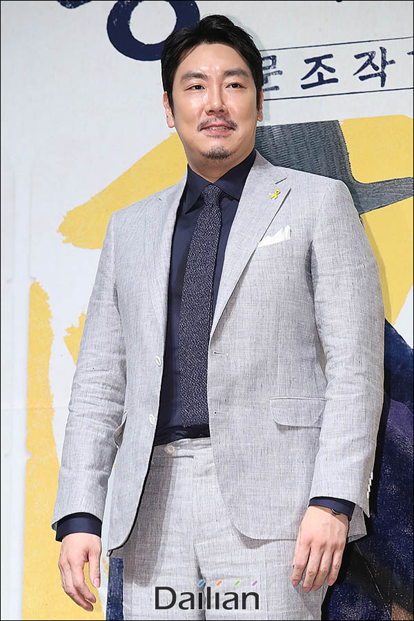 배우 조진웅이 연이어 3편이 흥행한 것에 대한 소감을 밝혔다. ⓒ 데일리안 류영주 기자