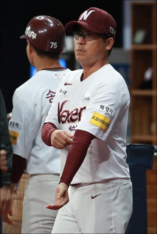 키움 장정석 감독. ⓒ 연합뉴스
