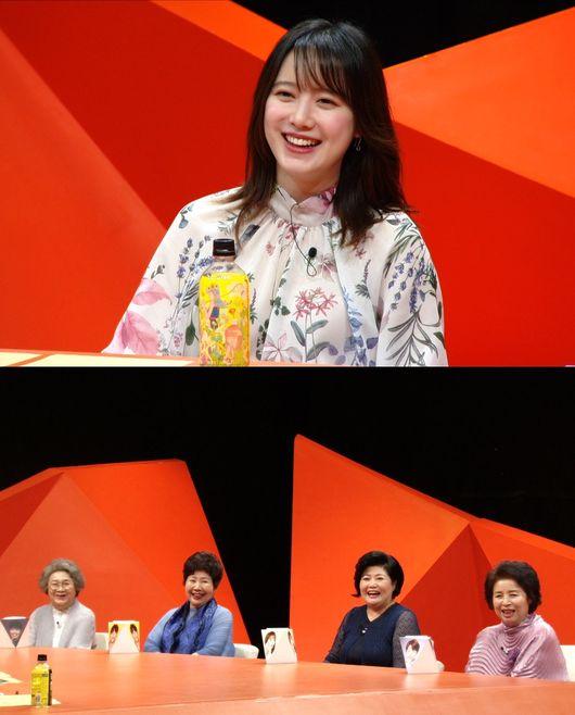 구혜선과 안재현의 첫 키스 비하인드 스토리가 화제다. ⓒ SBS