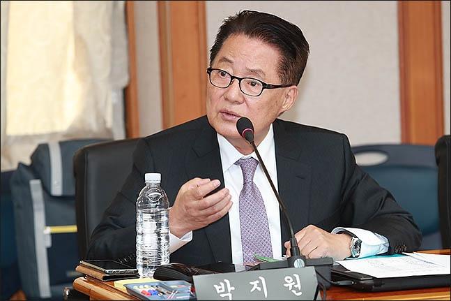 박지원 무소속 의원(자료사진). ⓒ데일리안 류영주 기자