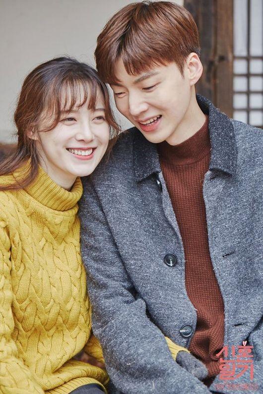 배우 구혜선과 안재현이 결혼 3년 만에 이혼한다.ⓒtvN