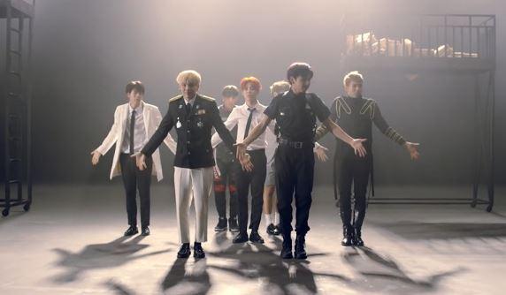 그룹 방탄소년단이 미국 유명 시상식인