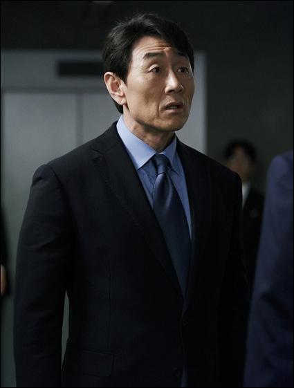 배우 허준호가 반전 엔딩으로 모두를 충격에 빠뜨렸다. ⓒ tvN