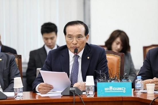 김중로 바른미래당 의원 ⓒ데일리안