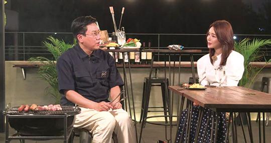 방송인 이상민은 최근 방송한 MBN