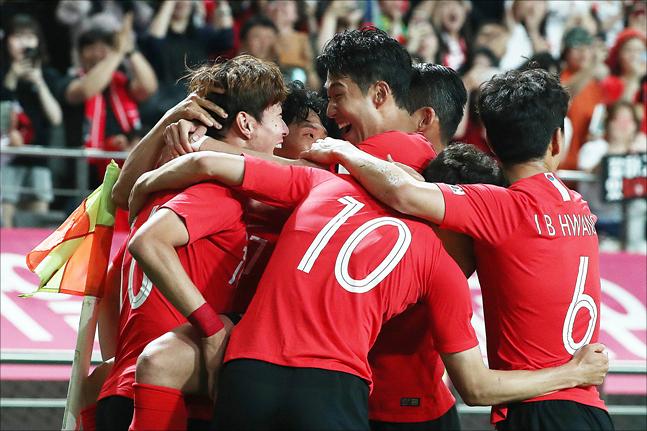 유럽서 맹활약을 펼치고 있는 대표팀 선수들. ⓒ 데일리안 홍금표 기자