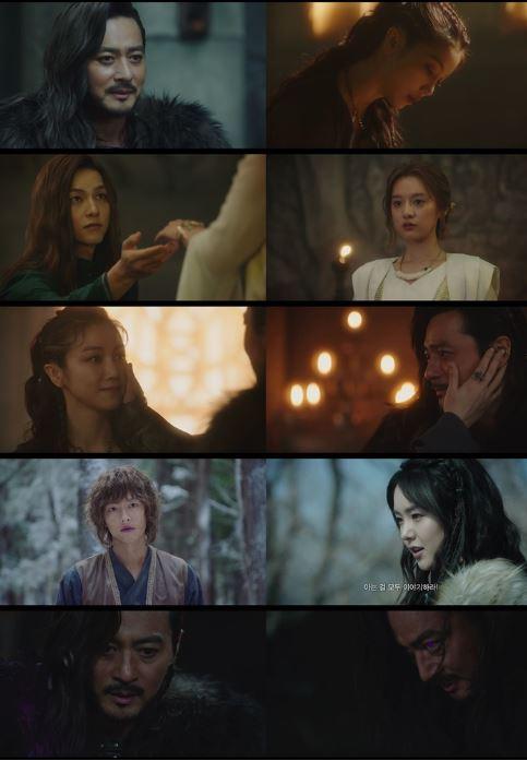 tvN '아스달 연대기'가 안방극장을 사로잡고 있다. ⓒ tvN
