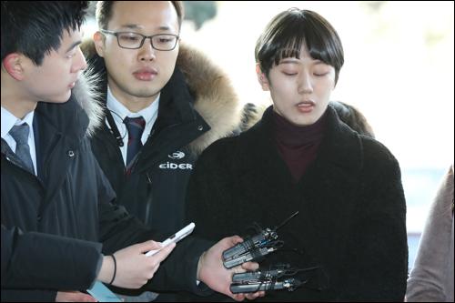 양예원 남친인 유튜버 이동민이 의미심장한 글을 남기자, 양예원의 변호를 맡았던 이은의 변호사가 적극 변호하고 나섰다. ⓒ 연합뉴스