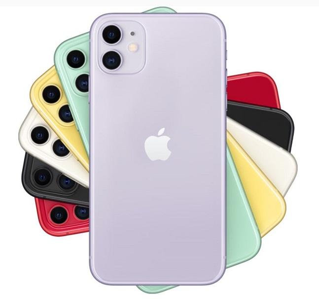 애플 아이폰11.ⓒ애플