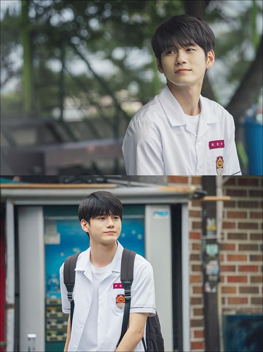 배우 옹성우가 '열여덟의 순간'을 통해 청춘의 아이콘으로 급부상하고 있다. ⓒ 드라마하우스·키이스트