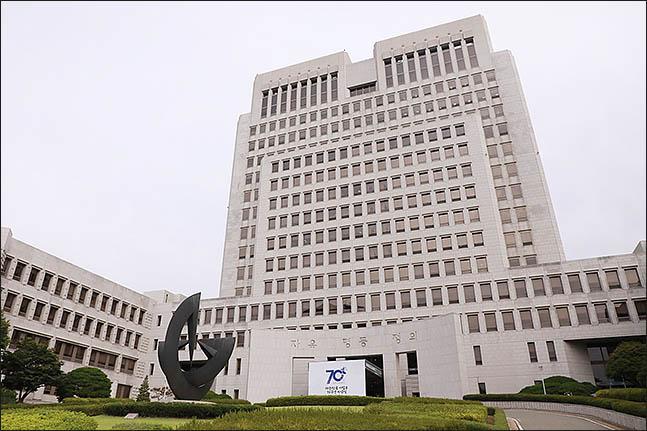 서울 서초구 대법원 전경.ⓒ데일리안 류영주 기자