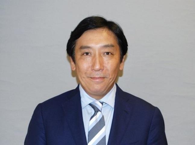 일본 무역담당 부처 경제산업성의 새로운 수장이 된 스가와라 잇슈 경제산업상.ⓒ연합뉴스