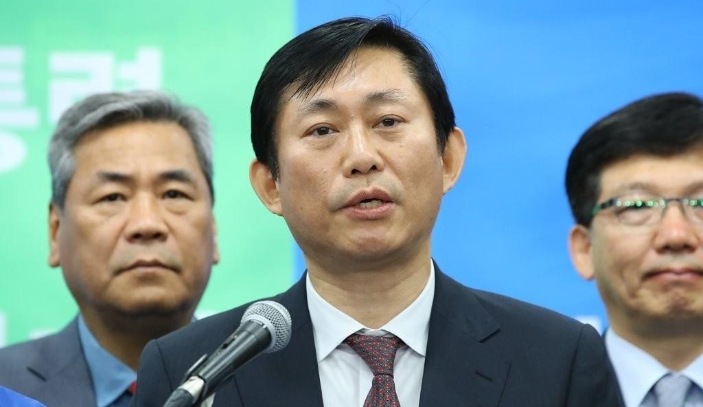 고건 전 총리의 아들 고진 혁신경제 공동대표. (자료사진) ⓒ연합뉴스