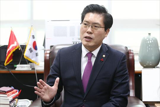 송석준 자유한국당 의원(자료사진). ⓒ데일리안 홍금표 기자
