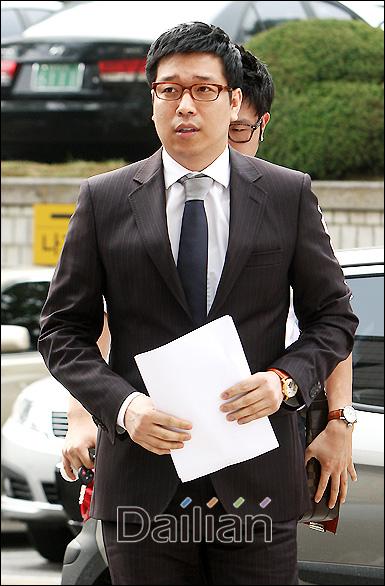 양준혁을 공개 비판한 강병규. ⓒ 데일리안