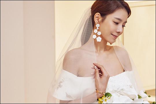 배우 황지현이 10월 결혼한다. ⓒ 브룸스틱