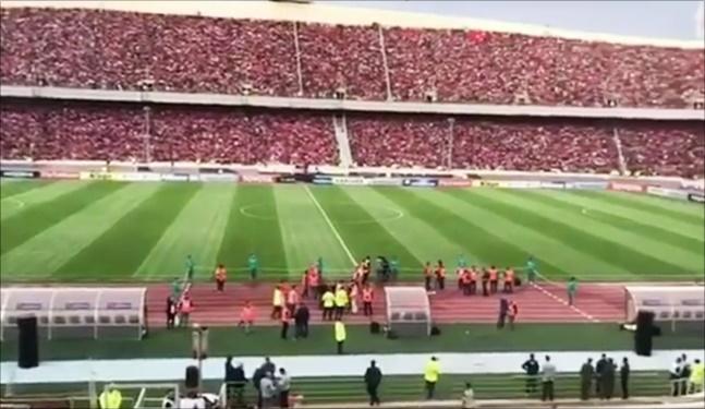이란 아자디 스타디움. ⓒ 이란축구협회