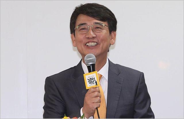 유시민 노무현재단 이사장 ⓒ데일리안 홍금표 기자