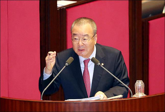 대구 달서병 당협위원장을 맡고 있는 강효상 자유한국당 의원(자료사진). ⓒ데일리안 박항구 기자
