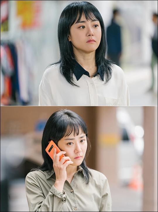 배우 문근영이 4년 만에 안방극장에 복귀한다. ⓒ tvN