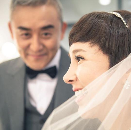 배우 최준용이 결혼식 비하인드 사진을 공개했다. ⓒ 최준용 SNS