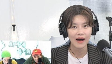 개그우먼 장도연이 공채로 데뷔하게 된 비하인드를 공개했다. ⓒ SBS