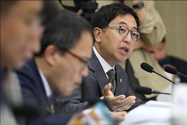 금태섭 더불어민주당 의원(자료사진). ⓒ데일리안 류영주 기자