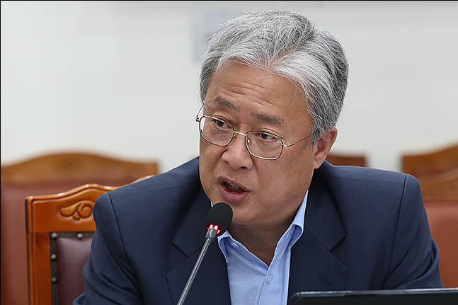 유성엽 대안신당 대표. ⓒ데일리안 박항구 기자