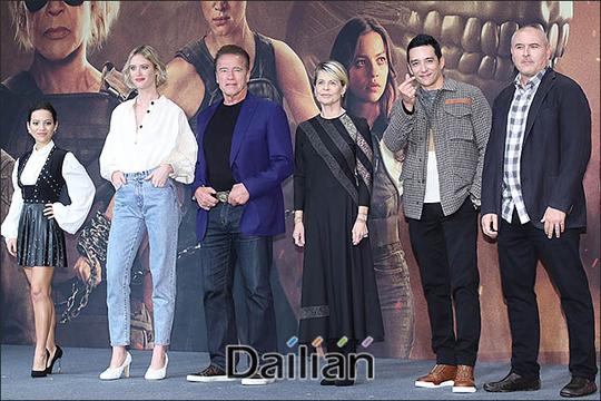 21일 오전 서울 종로구 포시즌스 호텔에서 열린 영화