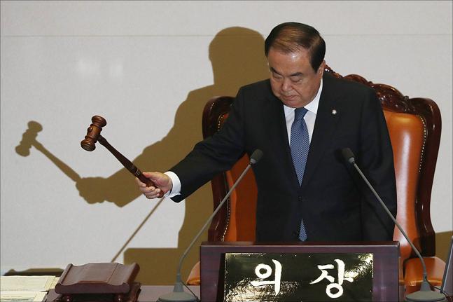 문희상 국회의장(자료사진). ⓒ데일리안 홍금표 기자