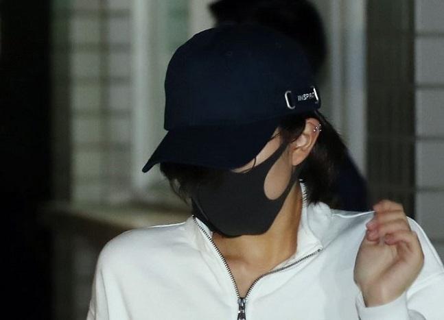 변종 대마 밀반입 혐의 홍정욱 전 의원 딸 홍모씨.ⓒ연합뉴스